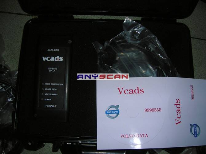 volvo truck diagnostic software