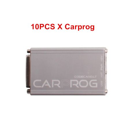10pcs Carprog V10.93 Carprog Full
