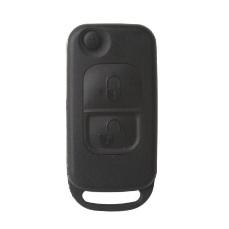 2 Button Flip Remote Key Casing for Benz 5pcs/lot