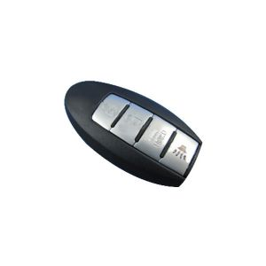 4 Butoon Smart Key Shell for Nissan Tiida