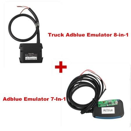 Adblueobd2 Emulator 7-In-1 Plus New Original Truck Adblueobd2 Emulator 8-in-1