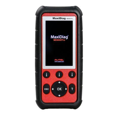 Autel MaxiDiag MD808 Pro All Modules Scanner Code Reader (MD802 ALL+MaxicheckPro) UK Ship No Tax Update Online Free Lifetime