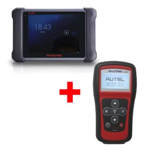 Buy AUTEL MaxiSYS MS906 Auto Diagnostic Scanner Get Free Autel MaxiTPMS TS401 Free Shipping by DHL