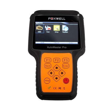 Foxwell NT611 Automaster Pro Asian Makes 4 Systems Scanner