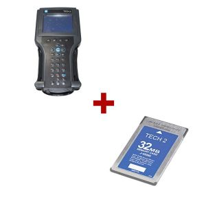 GM Tech2 Diagnostic Scanner Plus 32MB Card