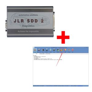 Buy JLR SDD2 V155 Diagnose and Programming Tool Get Free JLR SDD Coded Access Password with 100 Times Online Activation