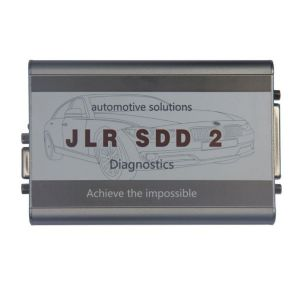 JLR SDD2 V155 for All Landrover and Jaguar Diagnose and Programming Tool