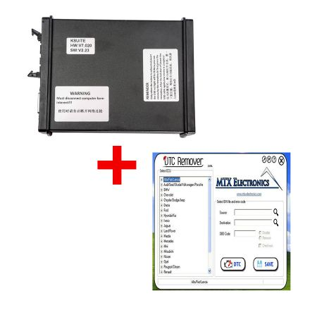 Best Quality V7.020 KTAG ECU Programming Tool Master Version Unlimited Token Get DTC Remover Ver: 1.8.5 Software Free