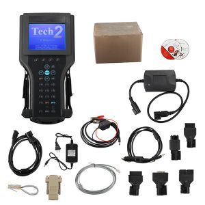 Tech2 Diagnostic Scanner For GM/SAAB/OPEL/SUZUKI/ISUZU/Holden with TIS2000 Software Full Package