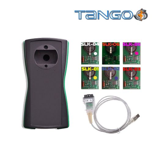 Scorpio Tango Key Programmer With Full Toyota Software + 6 Emulators + Tango OBDII Package