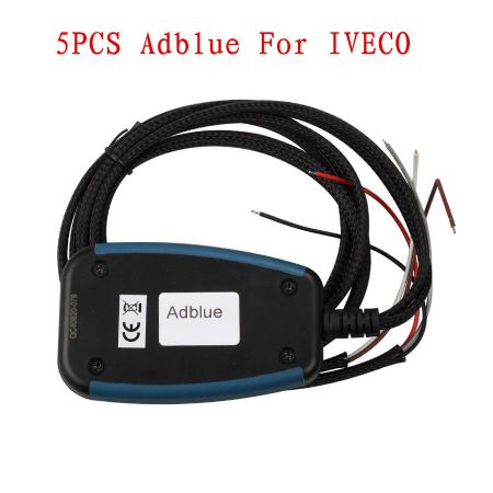 5pcs Truck Adblueobd2 Emulator For IVECO