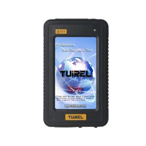 Tuirel S777 OBD2 Diagnostic Tool Support 46 Models With Full Software Multi Language Free Update Online For 2 Years Replacement of CareCar C68