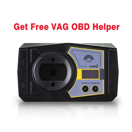 Xhorse VVDI2 Key Programmer Full Version with VV-04 ID48 96Bit Copy & VV-05 VAG MQB Immobilizer Get Free VAG OBD Helper for 4th Immo Data Calculator